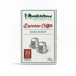 Mastertons Dark Roast Coffee Capsules Nespresso compatible