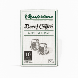 Mastertons Decaf Coffee Capsules Nespresso compatible