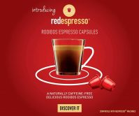 Introducing Red Espresso Capsules