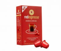 Red Espresso Capsule box + capsules
