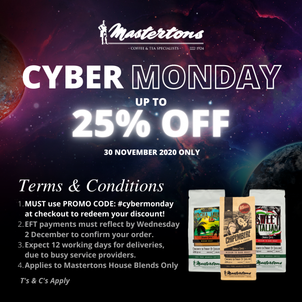 Cyber Monday Terms & Conditions