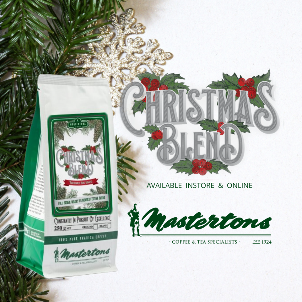Merry Mastertons Christmas Blend