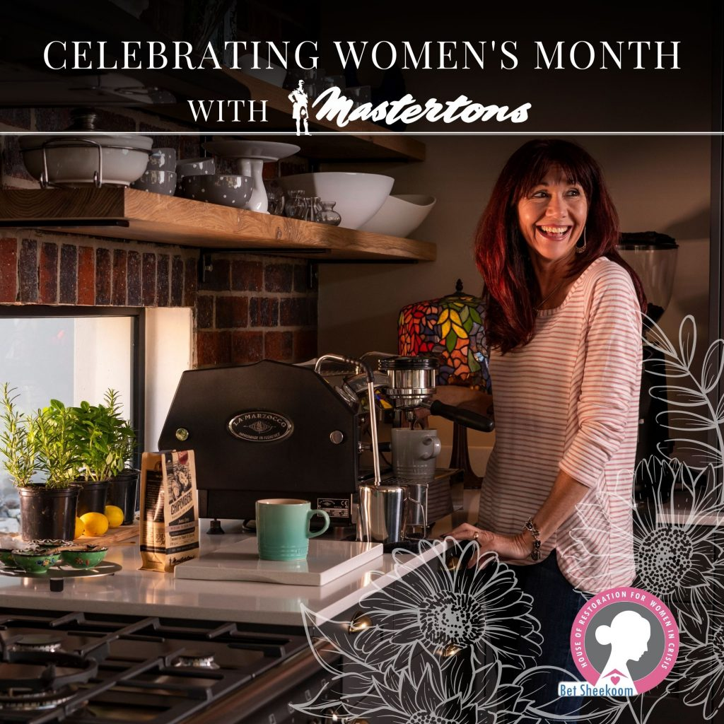 Women's Month with Mastertons!